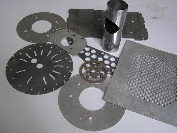 Fiber laser Cutting Machine Sample
